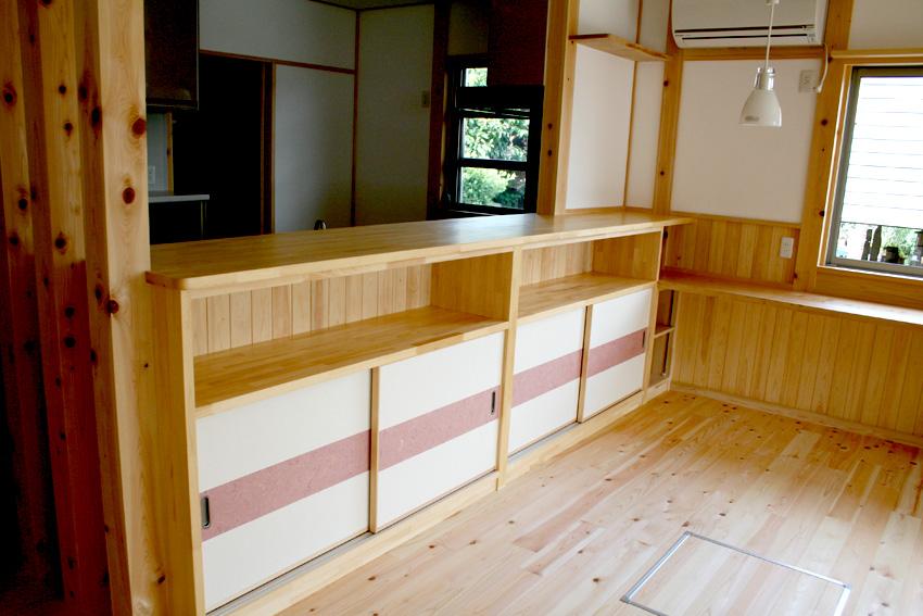 収納配置のポイントは、収納率と適材適所