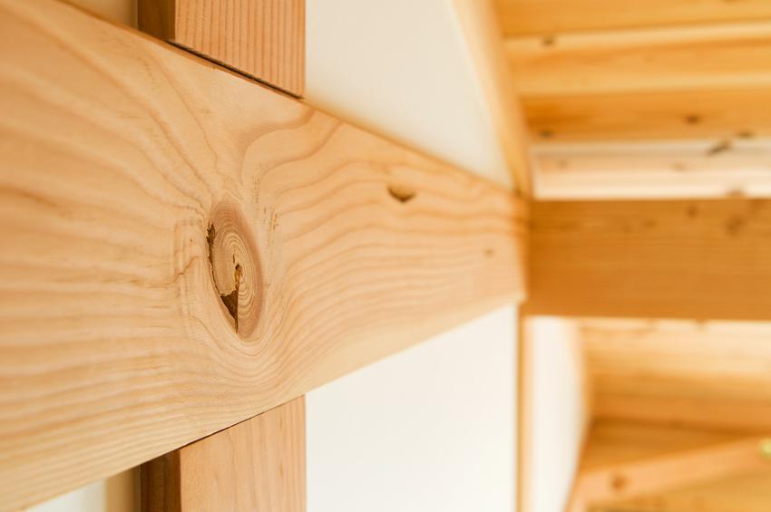 木にも個性がある!木材の性質について