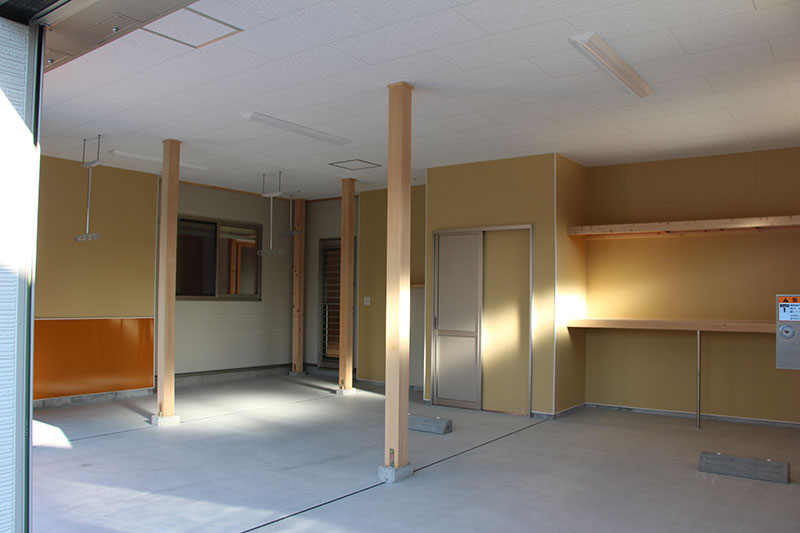 豊田市のガレージハウス