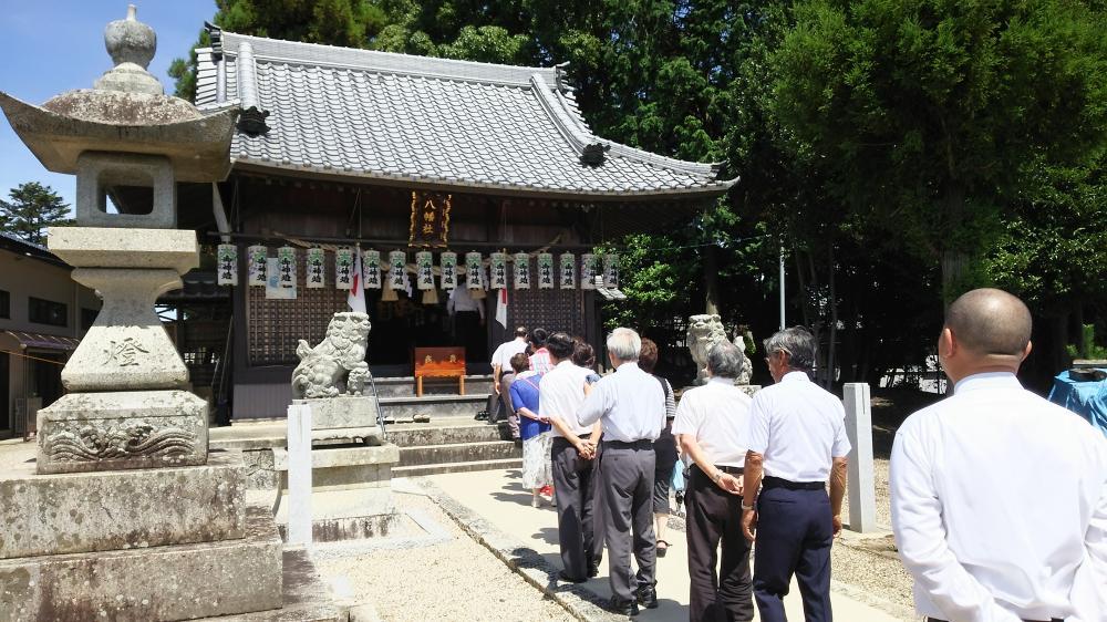 八幡社 例祭・夏祭り