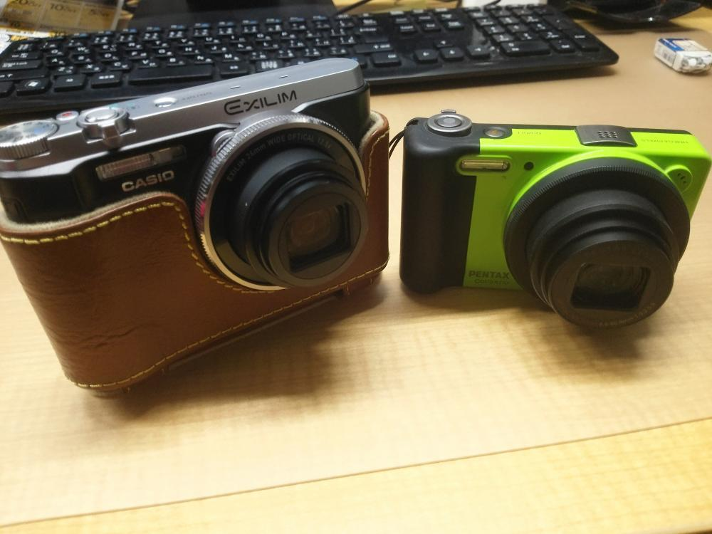 仕事用カメラを新調