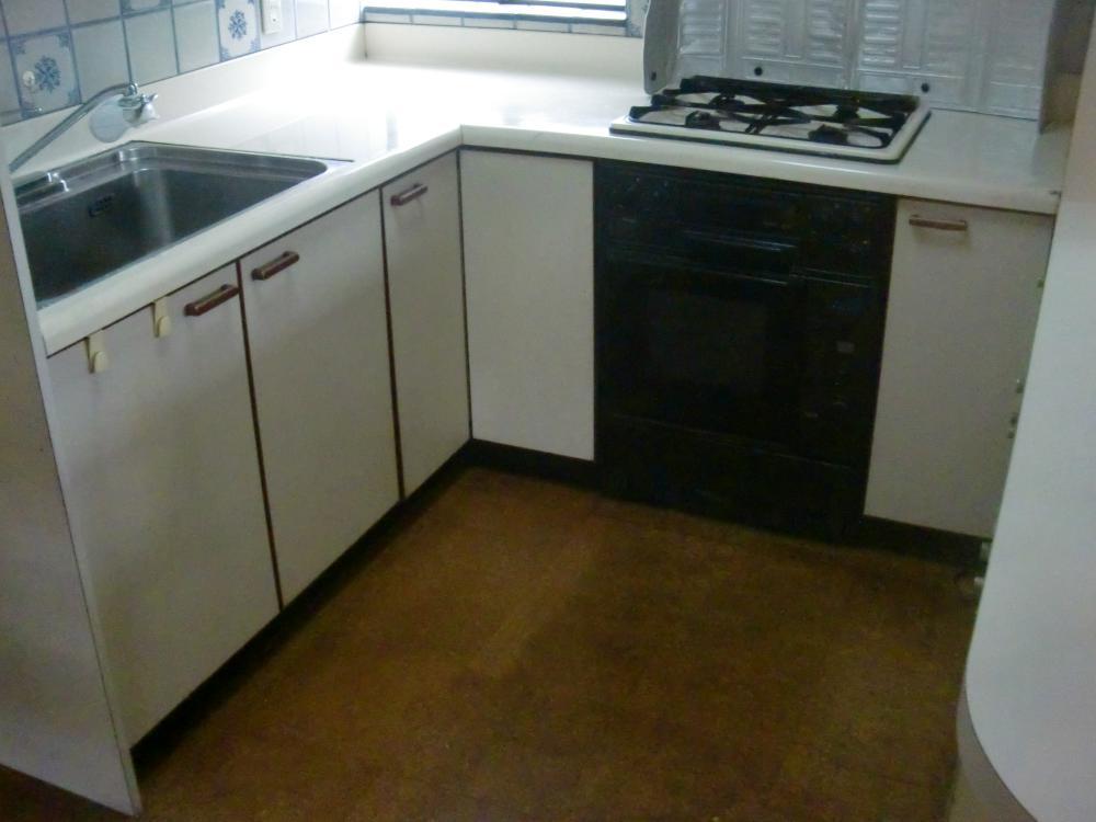 F様邸 キッチン改修 着手前