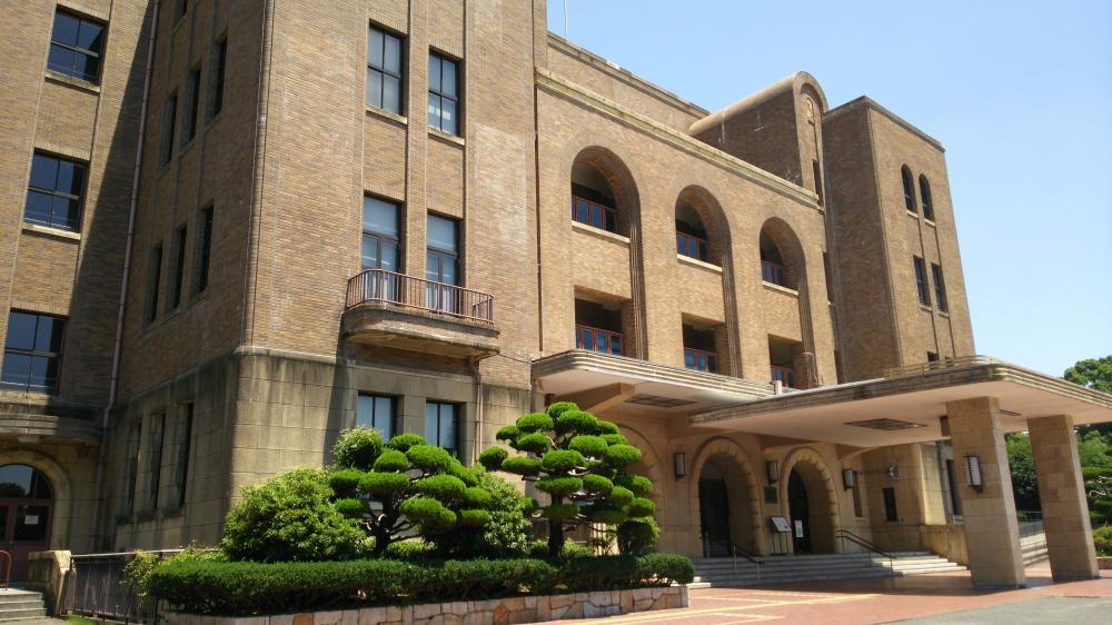 名古屋市公会堂 全景