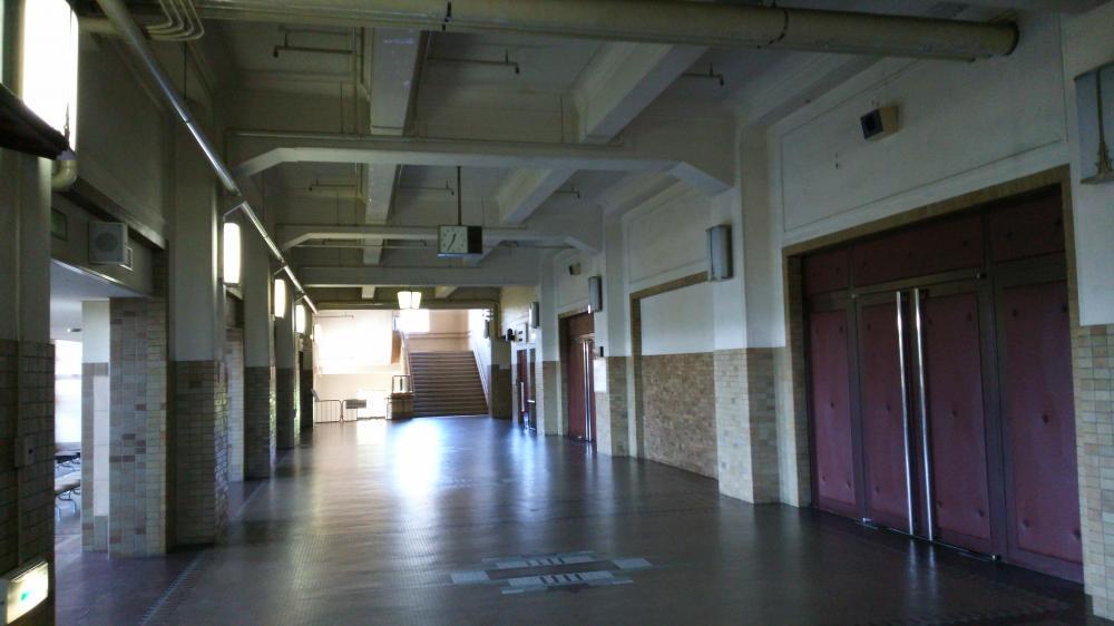 名古屋市公会堂 内部