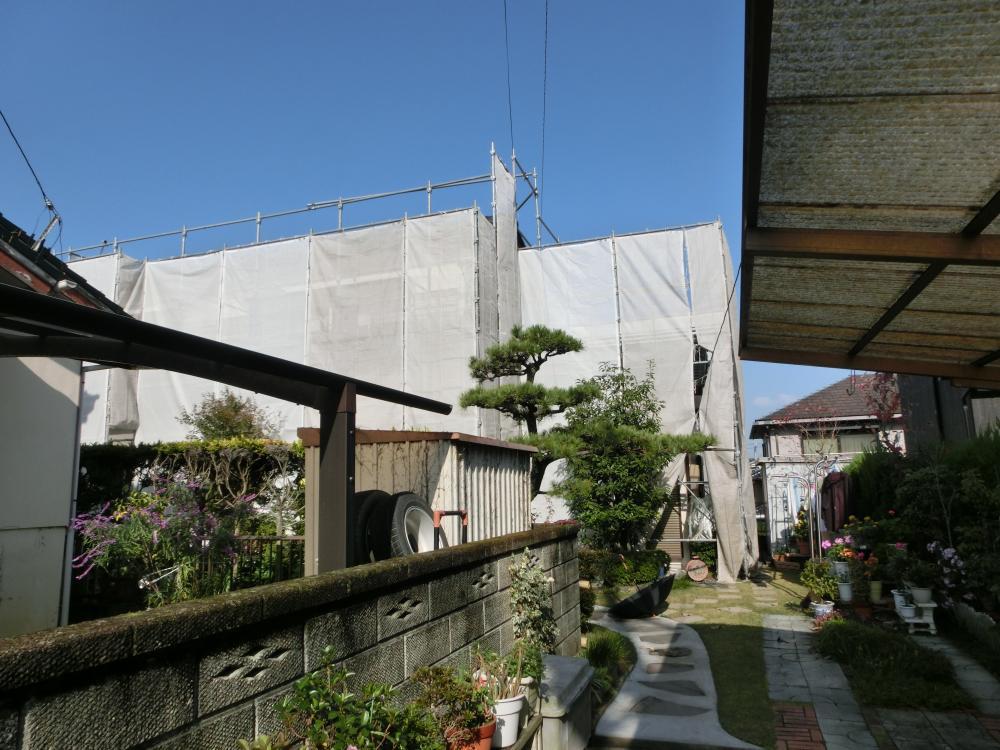 S様邸 外壁改修