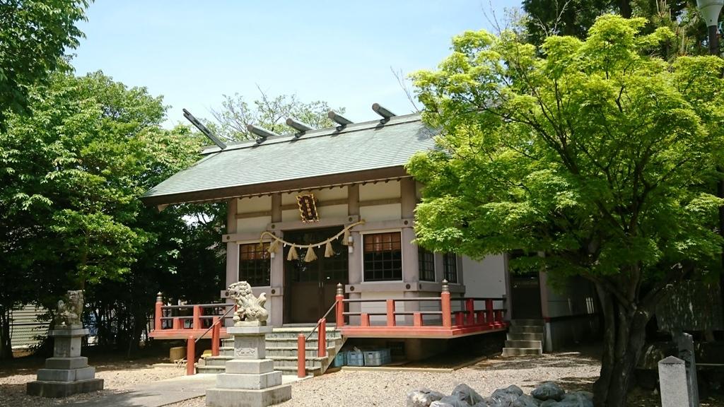 永覚新町 秋葉神社