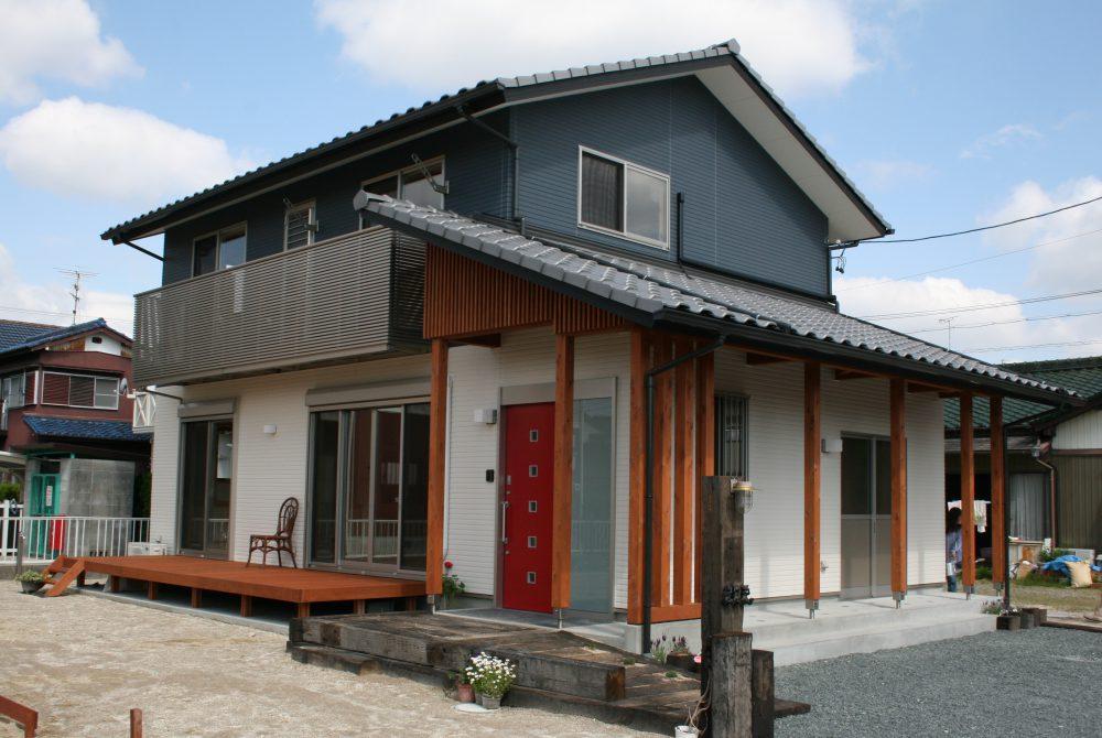豊田市都築建設の木の家 上郷町M邸