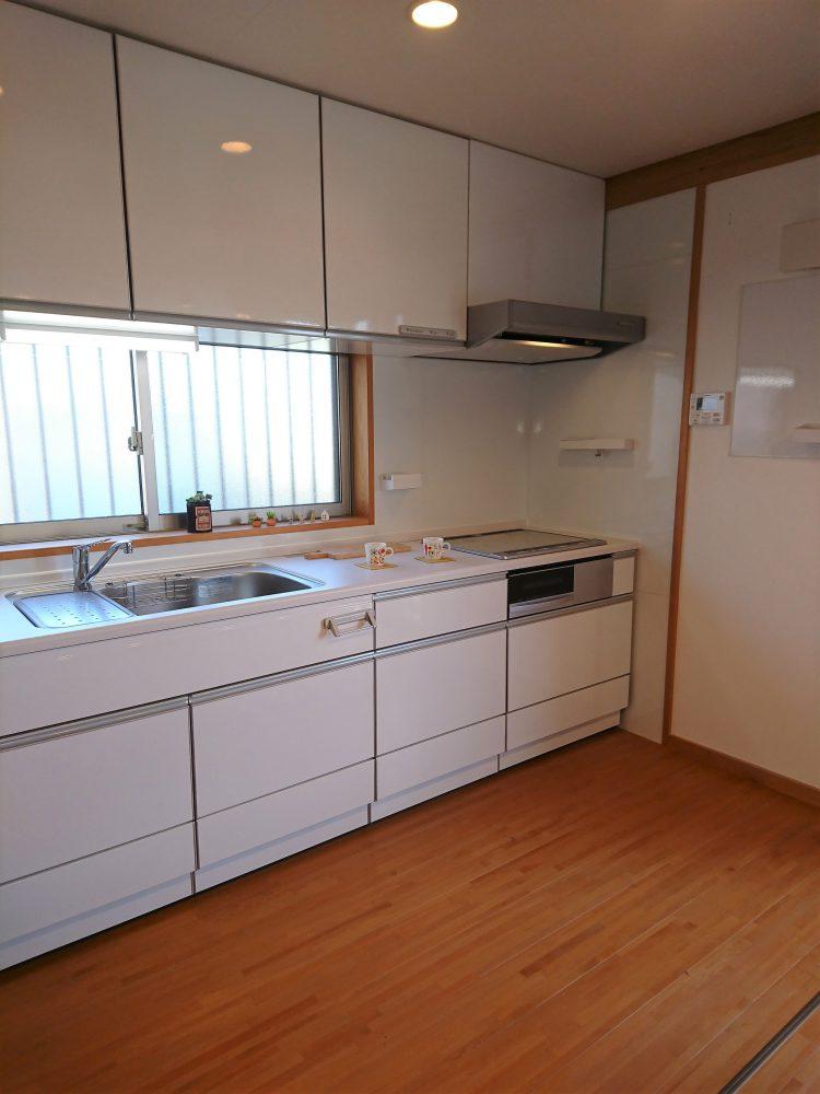 豊田市の工務店都築建設のキッチンリフォーム