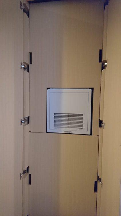 パナソニックの熱交換システム