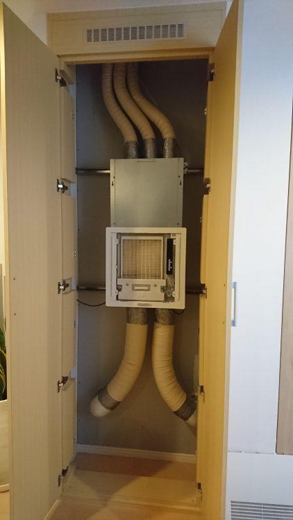 パナソニックの熱交換システム2