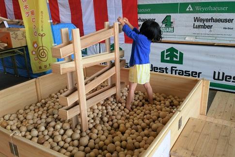 木の家工務店都築建設で行くプロウッドスタイルフェアー