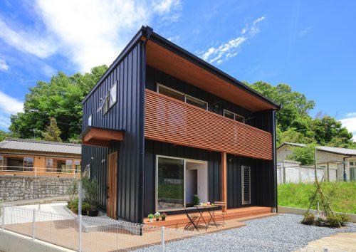 豊田市木の家工務店が建てるパッシブハウス雨楽な家爽