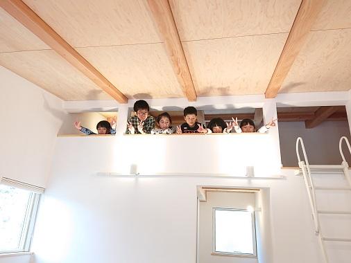 豊田市木の家工務店都築建設の住まいのバスツアー1