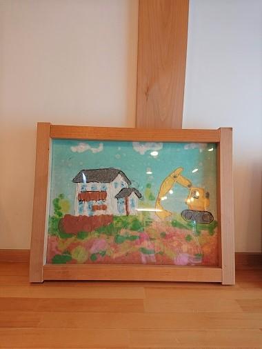 豊田市の木の家工務店お客様の作品