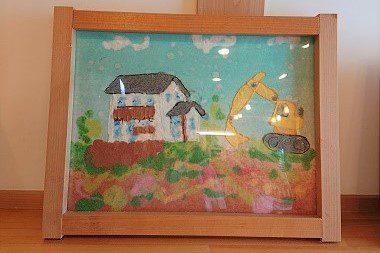 豊田市の木の家工務店都築建設のお客様の作品1