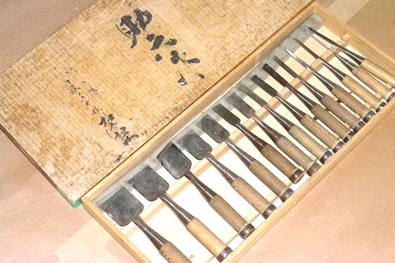 豊田市の大工の道具