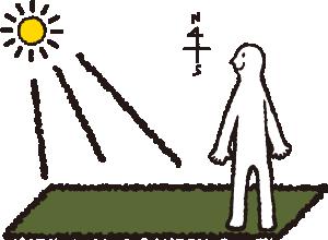 豊田市の注文住宅の現地調査