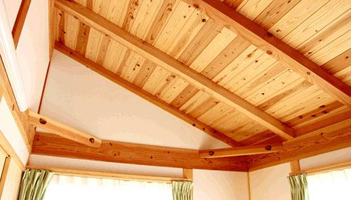 豊田市広美町の木の家