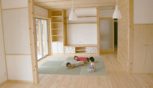 豊田市木の家工務店都築建設の施工例