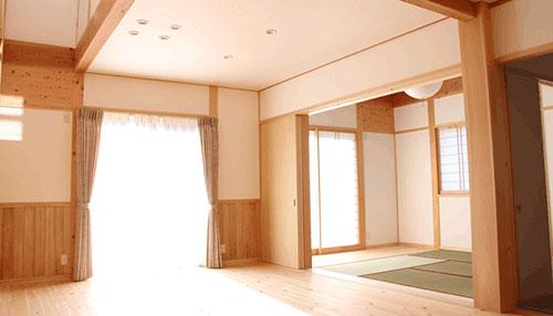 豊田市の工務店の家