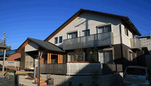 岡崎市の二世帯住宅