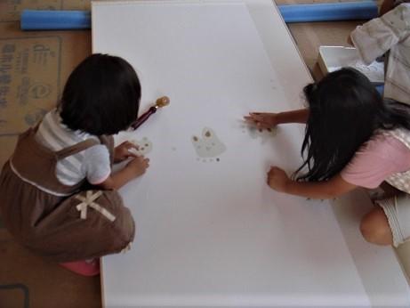 豊田市の木の家工務店都築建設の施工例 和紙の建具