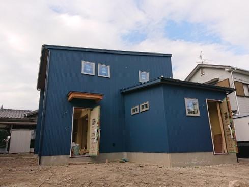豊田市の木の家工務店都築建設の施工例豊田市注文住宅
