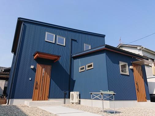 豊田市木の家工務店都築建設のパッシブデザインの家完成見学会