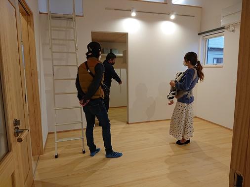 豊田市木の家工務店都築建設の完成見学会2
