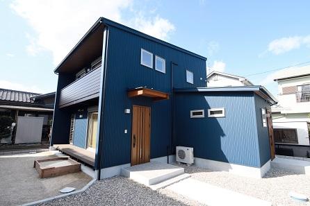 木の家工務店都築建設の豊田市桝塚西町 パッシブデザインの家