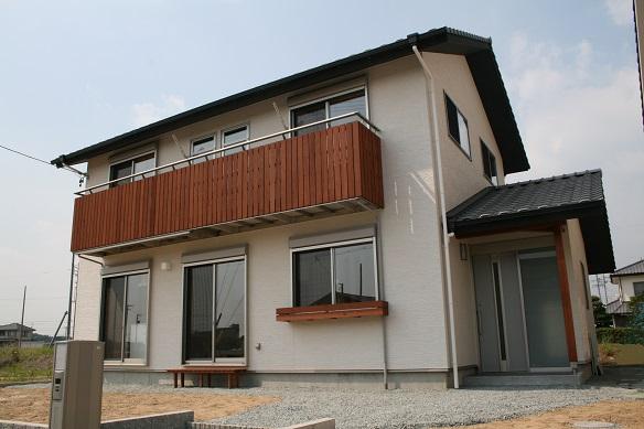豊田市木の家工務店都築建設の新築住宅施工例