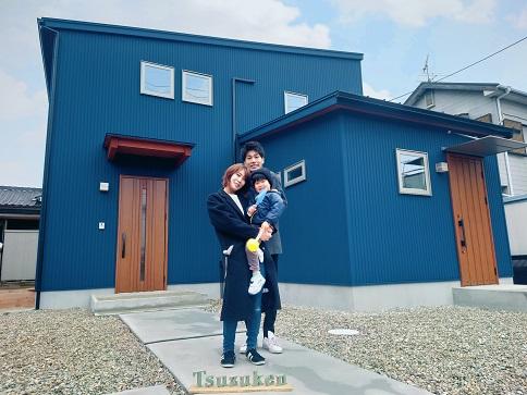 豊田市木の家工務店都築建設の建築事例 パッシブデザインの家